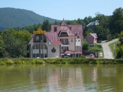 Отель Злата Вежа 3* Поляна Украина - Карпаты