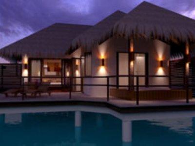 Отель J Resort Raalhuveli 4* Южный Мале Атолл Мальдивы