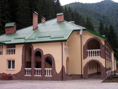 Отель Натали 2* Славское Украина - Карпаты