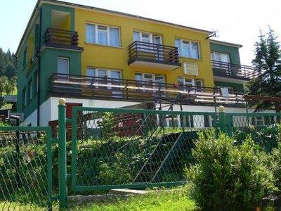 Отель Eden 2* Крыница Польша