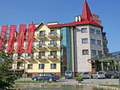 Отель Klimek 4* Крыница Польша