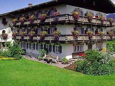 Отель Alpenhof 3* Зеефельд Австрия