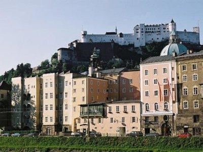 Отель Altstadt Radisson SAS 5* Зальцбург Австрия