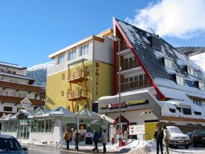 Отель Dominic 4* Зельден Австрия