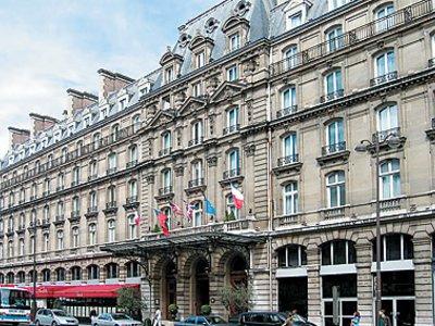 Отель Concordia 3* Карловы Вары Чехия