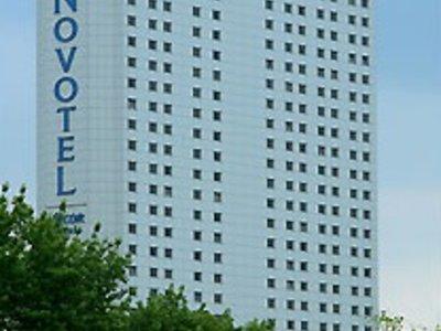 Отель Novotel Warszawa Centrum 3* Варшава Польша