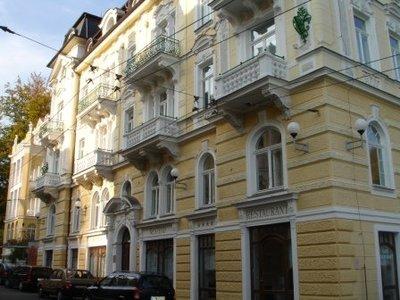 Отель Westend 4* Марианске-Лазне Чехия