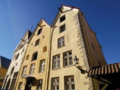 Отель The Three Sisters 5* Таллин Эстония