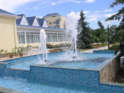 Отель Лучезарный 2* Николаевка Крым