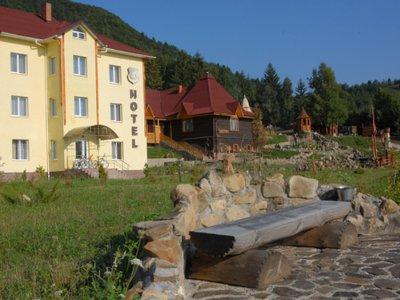 Отель Маеток Сокильське 3* Косов Украина - Карпаты