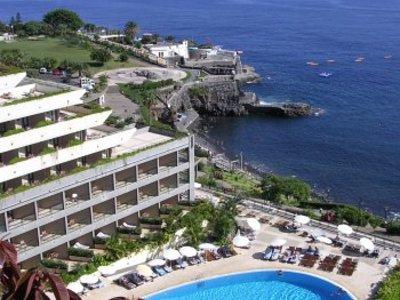 Отель Enotel Lido 5* о. Мадейра Португалия