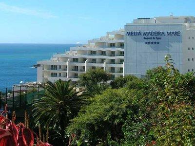 Отель Melia Madeira Mare 5* о. Мадейра Португалия