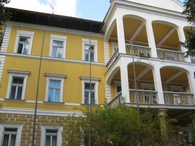 Отель Alzbeta 3* Бардеев Словакия