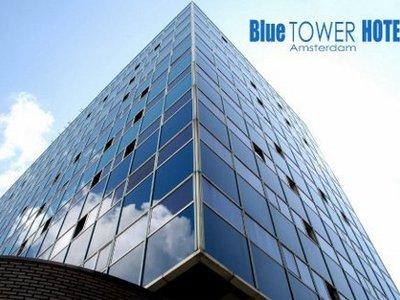 Отель Blue Tower 4* Амстердам Нидерланды