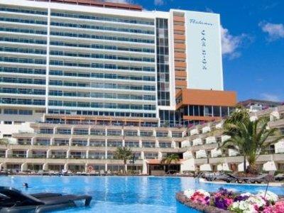 Отель Pestana Carlton Madeira 5* о. Мадейра Португалия