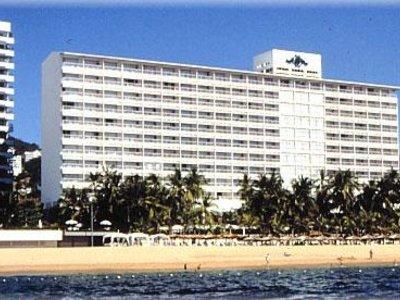 Отель Elcano 4* Акапулько Мексика