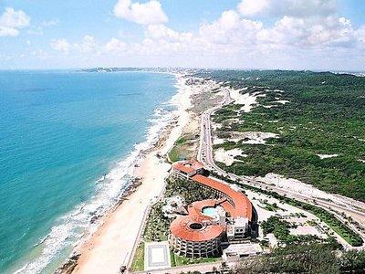 Отель Parque da Costeira 4* Натал Бразилия