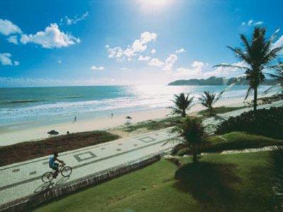 Отель Manary Praia 4* Натал Бразилия
