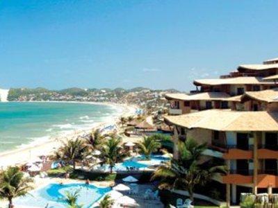 Отель Rifoles Praia 4* Натал Бразилия