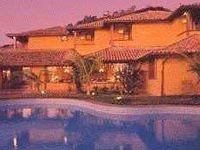 Отель Colonna Galapagos Garden 4* Бузиус Бразилия
