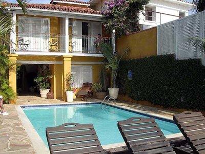Отель Vila D'Este Pousada 4* Бузиус Бразилия