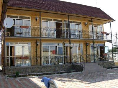 Отель Ангел 2* Феодосия Крым