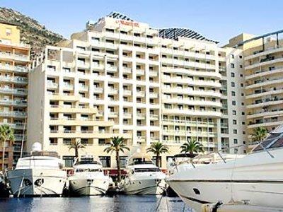 Отель Marriott Riviera La Porte De Monaco Hotel 4* Монте-Карло Монако