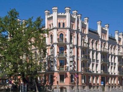 Отель Monika Centrum Hotel 4* Рига Латвия