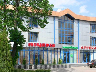 Отель Буковинська зірка 3* Черновцы Украина