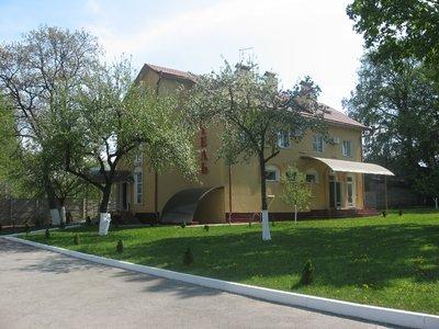 Отель Премьер клуб 3* Черновцы Украина