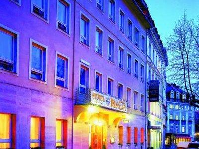 Отель Malta 3* Карловы Вары Чехия