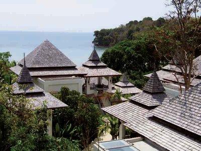 Отель Nakamanda Resort & Spa 5* Краби Таиланд