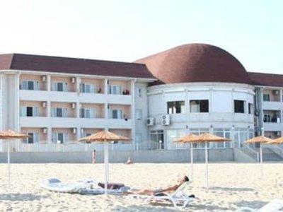 Отель Радуга 2* Затока Украина