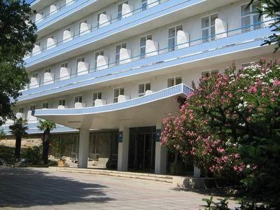 Отель Парус 2* Гаспра Крым