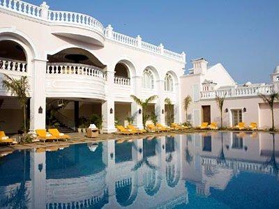 Отель Emerald Palms 4* Южный Гоа Индия