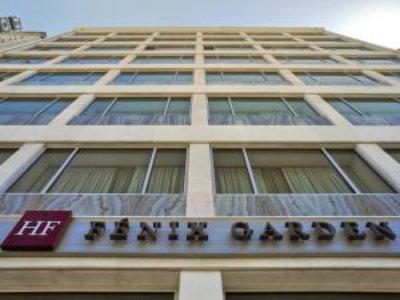 Отель Fenix Garden Hotel 3* Лиссабон Португалия