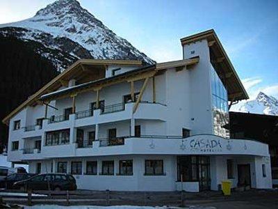 Отель Casada 3* Галтюр Австрия