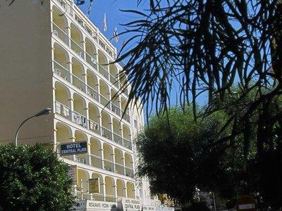 Отель Central Playa 2* о. Ибица Испания
