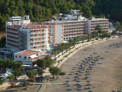 Отель Grupotel Cala San Vicente 4* о. Ибица Испания