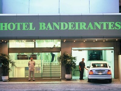 Отель Bandeirantes Hotel 3* Рио-де-Жанейро Бразилия