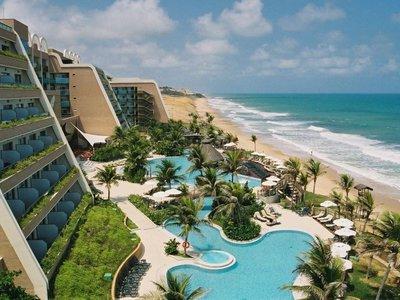 Отель Serhs Natal Grand Hotel 4* Натал Бразилия