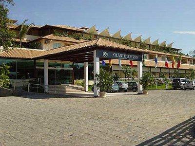 Отель Atlantico Buzios 4* Бузиус Бразилия