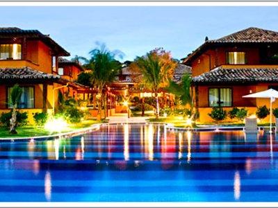 Отель Ferradura Resort 4* Бузиус Бразилия
