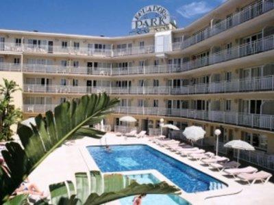 Отель Apartamentos Ecuador Torremolinos 2* Коста Дель Соль Испания