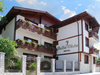 Отель Bella Vista Hotel 2* Банско Болгария