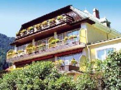 Отель Das Moser 4* Бад Хофгаштайн Австрия