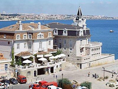 Отель Villa Albatroz Hotel 5* Кашкайш Португалия