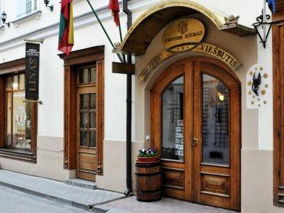 Отель Centro Kubas 3* Вильнюс Литва