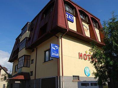Отель Jeruzale 2* Вильнюс Литва