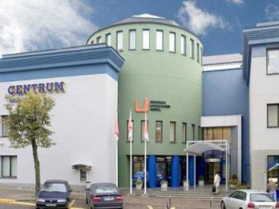 Отель Centrum Uniquestay Hotel Vilnius 3* Вильнюс Литва